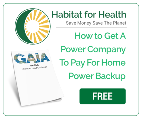 Free Power Backup